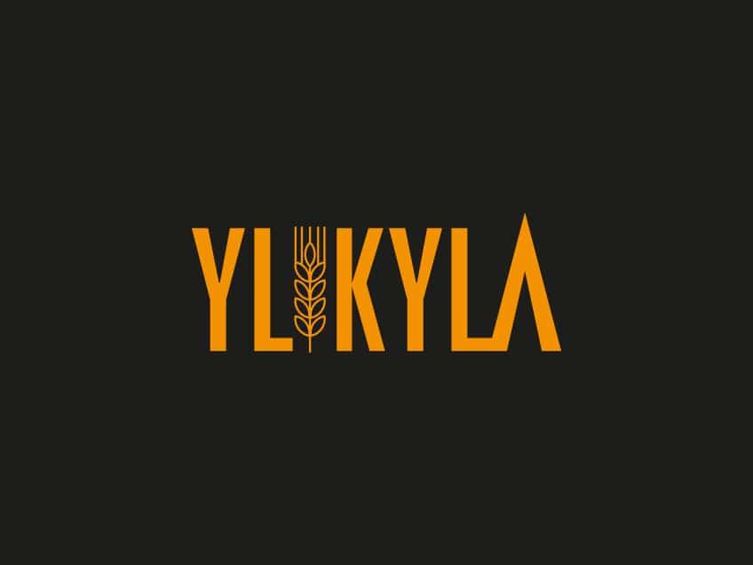 Logosuunnittelu, Ylikylä Olut Oy