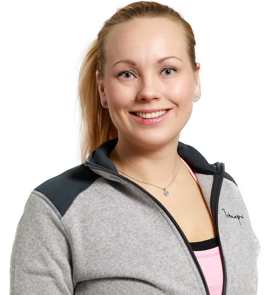 Maria Kauppi, Liikuntakeskus Teknopalatsi